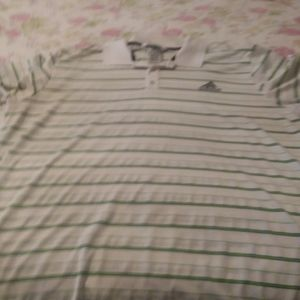 Mens Adidas golf/polo style shirt